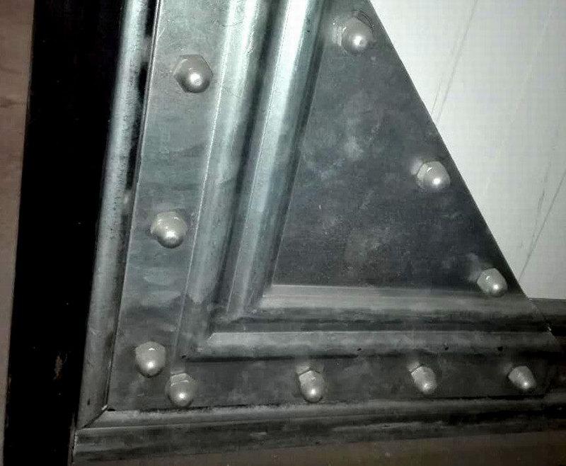 平移 平开 折叠门 包角